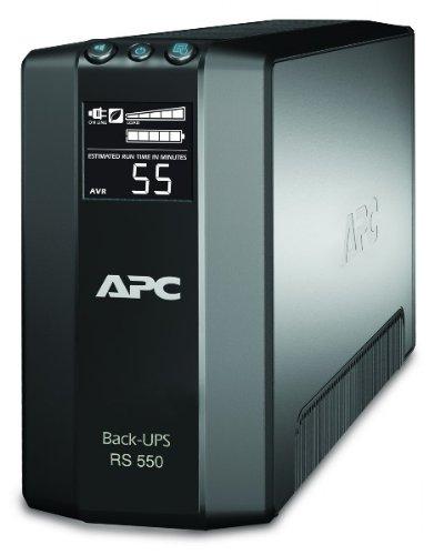 APC RS 550電源バックアップ(500VA) BR550G-JP