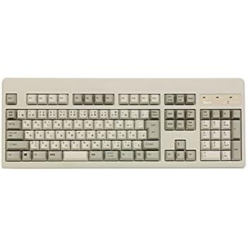 東プレ Realforce108UH 静電容量無接点方式統一荷重108USBキーボード(白) SA0100