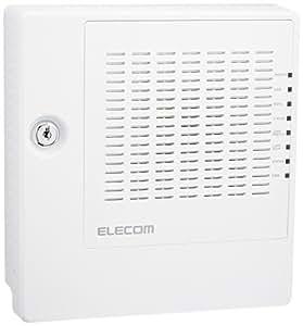 ELECOM 無線アクセスポイント 1300+450Mbps 11ac対応 PoEパススルー機能搭載 WAB-I1750-PS