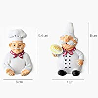 Cartoon Chef Storage Hook Power Cable Plug Housing Hanger Hook Creative Cute Strong Stick Hook for Living Room Bedroom Kitchen
