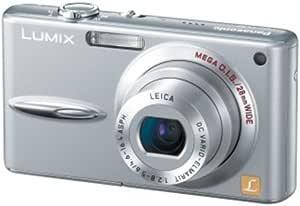 パナソニック デジタルカメラ LUMIX (ルミックス) DMC-FX30 プレシャスシルバー