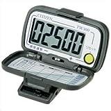 CITIZEN[シチズン]デジタル歩数計 感度調整機能搭載 TW300-001
