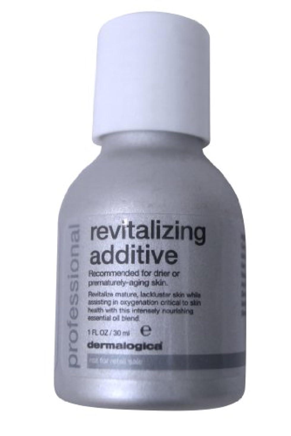 役立つ穏やかな伝記ダーマロジカ リバイタライジング アディティブ(サロンサイズ) 30ml/1oz 30ml/1oz