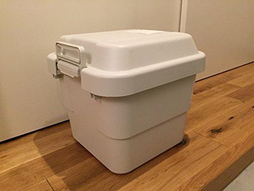 無印良品 ポリプロピレン頑丈収納ボックス・小 約幅40.5×奥行39×高さ37cm