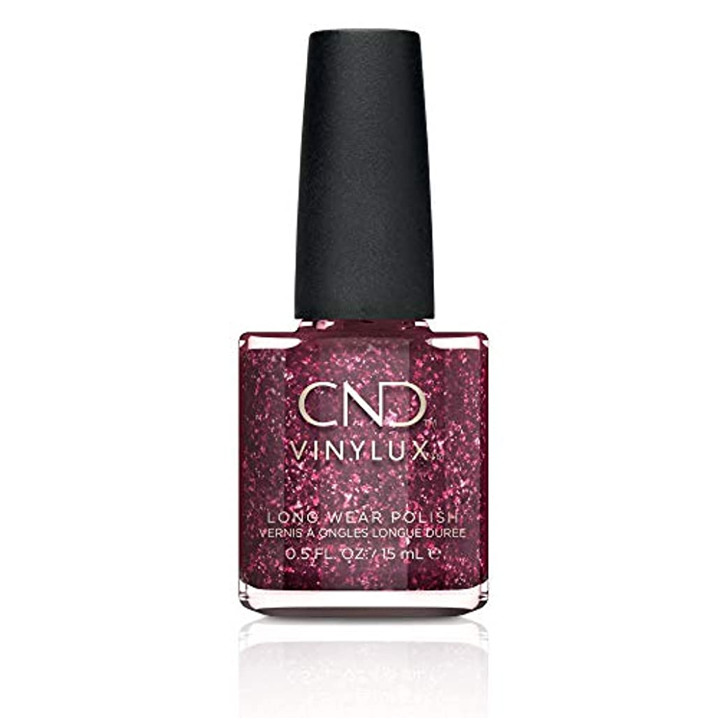 最愛の移植遺体安置所CND Vinylux Nail Polish - Poison Plum - 0.5oz / 15ml