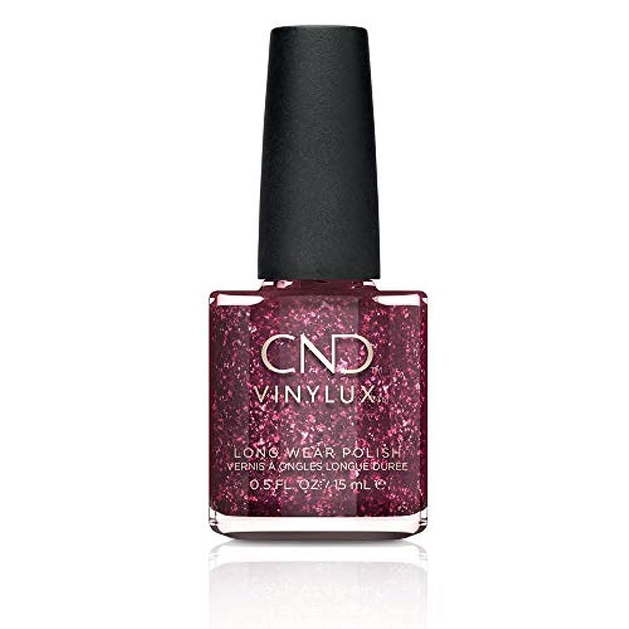 CND Vinylux Nail Polish - Poison Plum - 0.5oz / 15ml