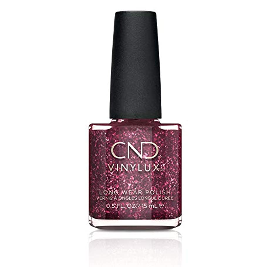 サスティーン渇きにおいCND Vinylux Nail Polish - Poison Plum - 0.5oz / 15ml