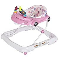 Dream On Me On-The-Go Activity Walker Light Pink [並行輸入品]