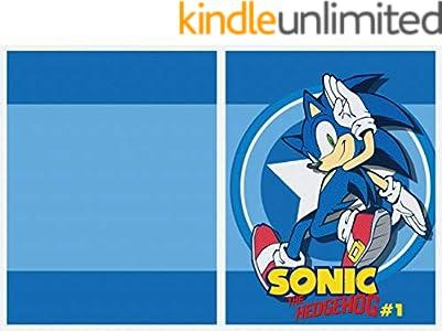 Sonic: The Hedgehog 2018 Comic Book Series Vol. 1 (English Edition)