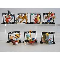 ディズニー キャラ シネマジック フィルム vol. 2 全7種 映画 :全7種 1 1940 ピノキオ 2 1940 ピノキオ fea