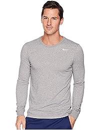 (ナイキ) Nike メンズ フィットネス?トレーニング トップス Dry Training Long Sleeve T-Shirt [並行輸入品]