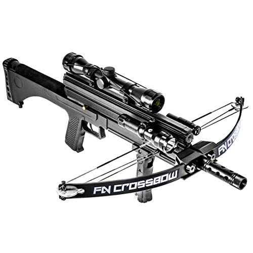 (FN CROSSBOW)  M4ペレットクロスボウ カスタムモデル 110ボンド 矢両用