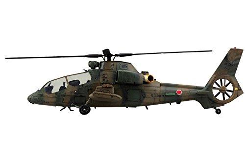 青島文化教材社 1/72 ミリタリーモデルシリーズ No.13 陸上自衛隊 観測ヘリコプター OH-1 ニンジャ プラモデル