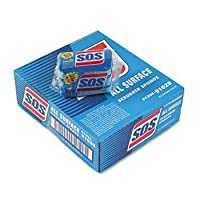 S.O.S All-Surface Scrubber Sponge CLO 91028 by Clorox