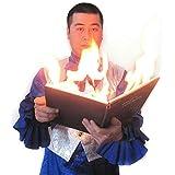 鳩&火の本 / Dove & Fire Book -- ファイヤーマジック / Fire Magic / マジックトリック/魔法; 奇術; 魔力 …