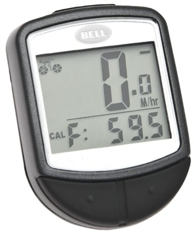 スチュアート島不適切なジャンルBell 15 Function Wireless Cyclocomputer by Bell