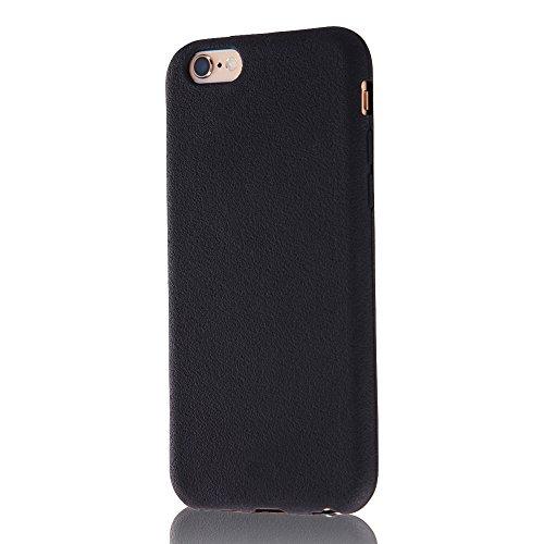 レイ・アウト iPhone6 / iPhone6s ケース スリップガード・シリコンケース ブラック...