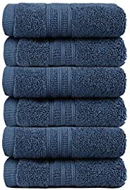 TRIDENT Large Bath Towels, 100% Cotton Feather Soft Towels, Absorbent, Soft & Plush Bath To