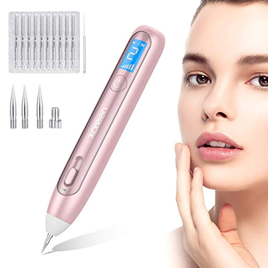 CleaningFacial YHM Xpreen Professional Skin Tag Remover Spot Remover Mole Beauty Remover with Body and Face、with...