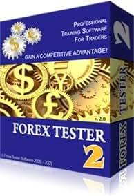 ForexTester(1ライセンス)&取扱説明書(日本語)PDF版