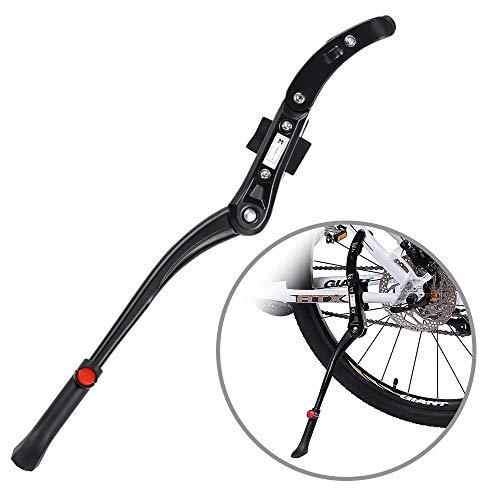 自転車 キックスタンド,LINECY【高さ調節可能】ロードバ...