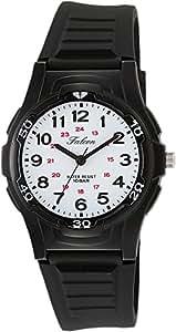 [シチズン キューアンドキュー]CITIZEN Q&Q 腕時計 Falcon ファルコン アナログ表示 10気圧防水 ウレタンベルト ホワイト VS08-002