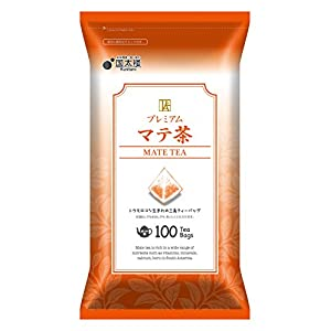 【Amazon.co.jp限定】 国太楼 プレミアムマテ茶 ティーバッグ 100P