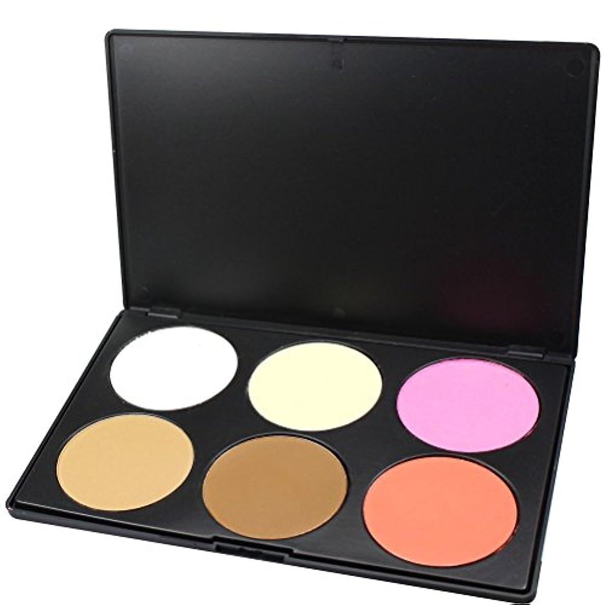 要旨リーガン機械(メイクアップエーシーシー) MakeupAcc6色メイクアップパレット チークカラー ハイライト ウォームニュートラル系 ばら色 オレンジ ブラウン コスメ【並行輸入品】