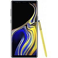 """Samsung Galaxy Note 9 (N960FD) Dual SIM 6.4"""" QHD+ sAMOLED 128GB Factory Unlocked GSM (No CDMA) - International Version SIM フリー (Ocean Blue)"""