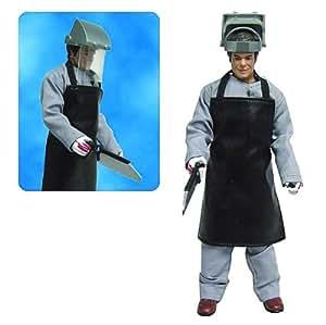 デクスター~警察官は殺人鬼 7インチアクションフィギュア Work Jumpsuit Outfit【並行輸入】
