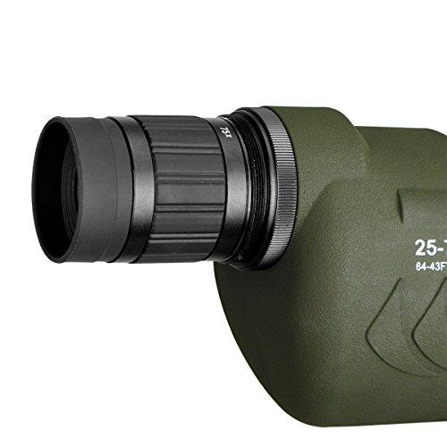 SVBONY『SV17スポッティングスコープ25-75x70mm』