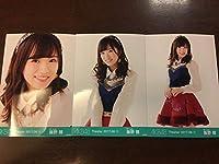 AKB48 2017 June 6月① 月別 生写真 飯野雅 3種コンプ