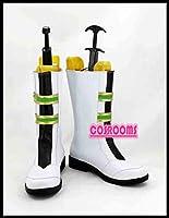 (COSROOMS)あんさんぶるスターズ! 流星隊 バトンタッチ!涙と絆の返礼祭 高峯翠 コスプレ靴 ブーツ