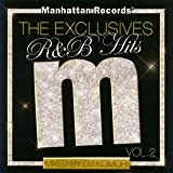 "Manhattan Records""The Exclusives""-R&B Hits Vol.2- 画像"