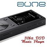 Aune M1S ポータブルロスレスHIFI音楽プレーヤー MP3プレーヤー DAPサポート WAM/FLAC/DSD/APE/MP3/ALAC/AAC