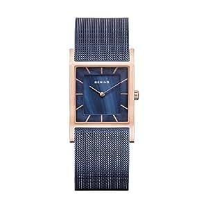 BERING Time 10426-367 レディースコレクションウォッチ メッシュベルト 超硬度ミネラルガラスデンマークでデザイン。