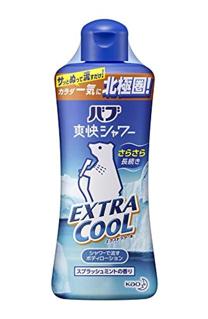 腹部取り付けオークションバブ 爽快シャワー エクストラクール 250ml