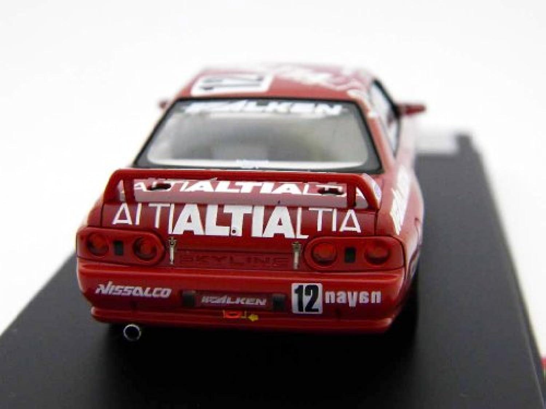 【hpi・racing】1/43 ALTIA FALKEN GT-R No.12 1992 N1