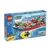 レゴ (LEGO) シティ 消防ボート 7906