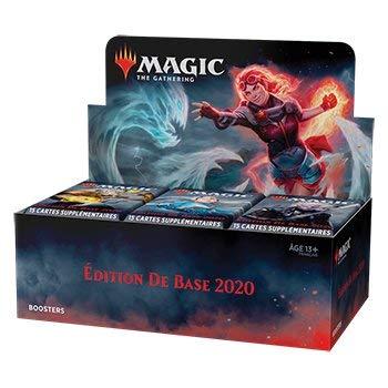基本セット2020 フランス語版 ブースターパック(36パック入り)マジック:ザ・ギャザリング