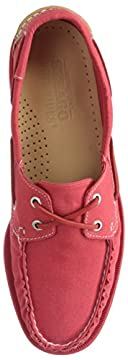 Spinnaker Canvas: B720148 Red / Tan