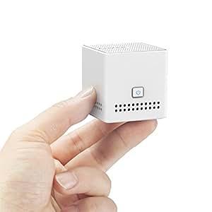 Anker® ポケットサイズ ポータブルワイヤレススピーカー 12時間連続使用 NFC対応 高音質 (ホワイト)