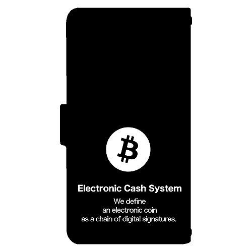 ビットコイン Bitcoin iPhone8 Plus 手帳型ケース ケース カバー 耐衝撃 スタンド機能 カードホルダー sim free 対応