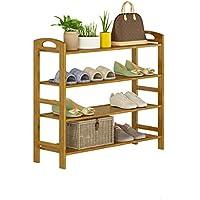 靴ラックシンプルな小さな靴の棚スペースドアマルチレイヤーシューキャビネット経済 (サイズ さいず : 80cm)