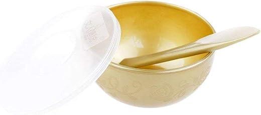 マスクボウル シリコンラバーボウル フェイシャル マスクツール マスクツール 美容ツール メイクアップツール サロン用品