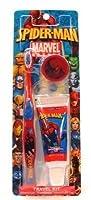 子供用トラベルキット スパイダーマン 歯磨き粉&歯ブラシ&フロス