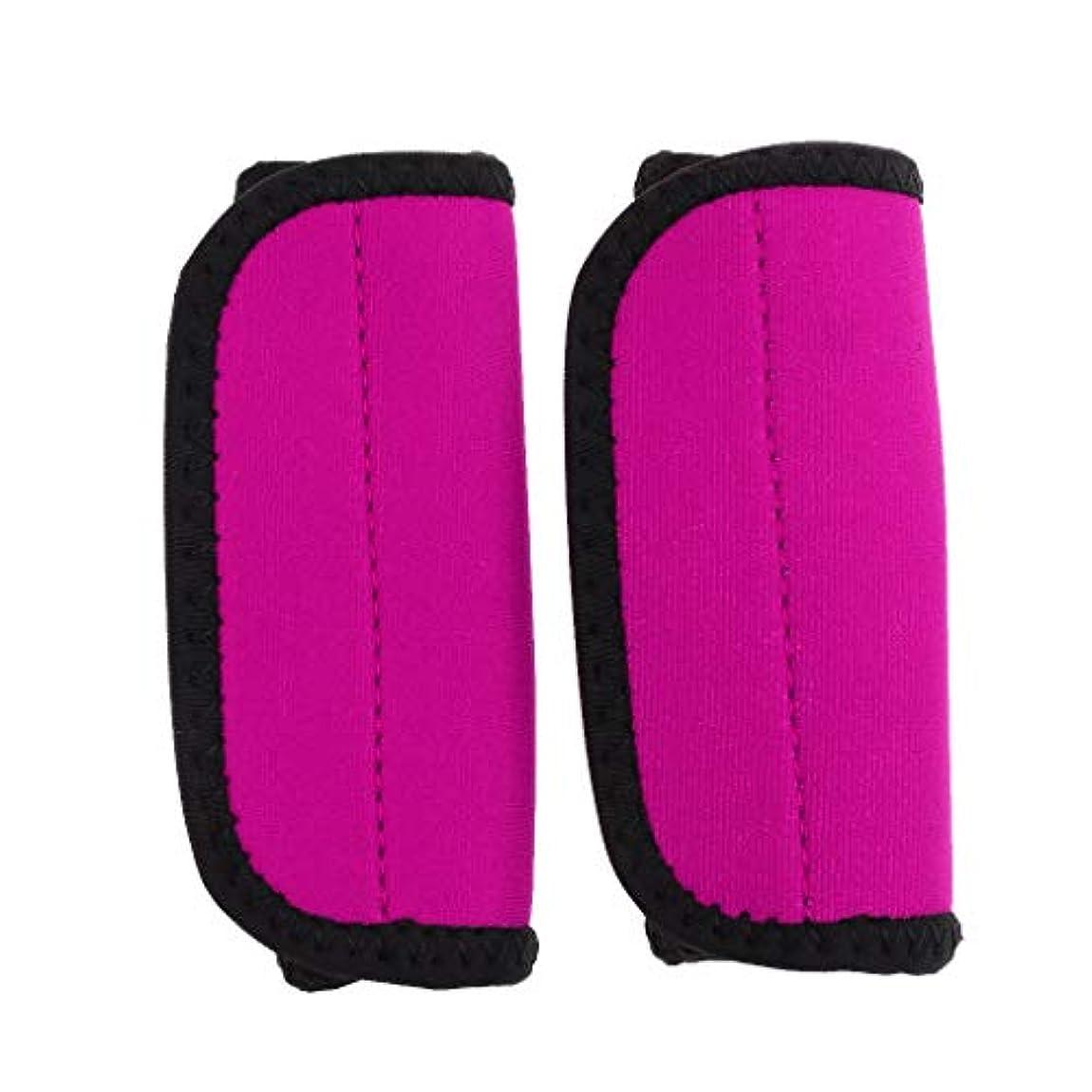 ヒープ余分なそのようなファスニングテープで2個カヤックパドルグリップ防止カヤックカヌーパドルアクセサリーのためのこすり水疱スーツ