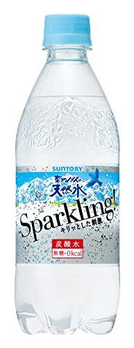 〔炭酸水〕 サントリー 南アルプスの天然水 スパークリング 5...