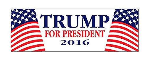 トランプ大統領f0r 2016バンパーステッカー