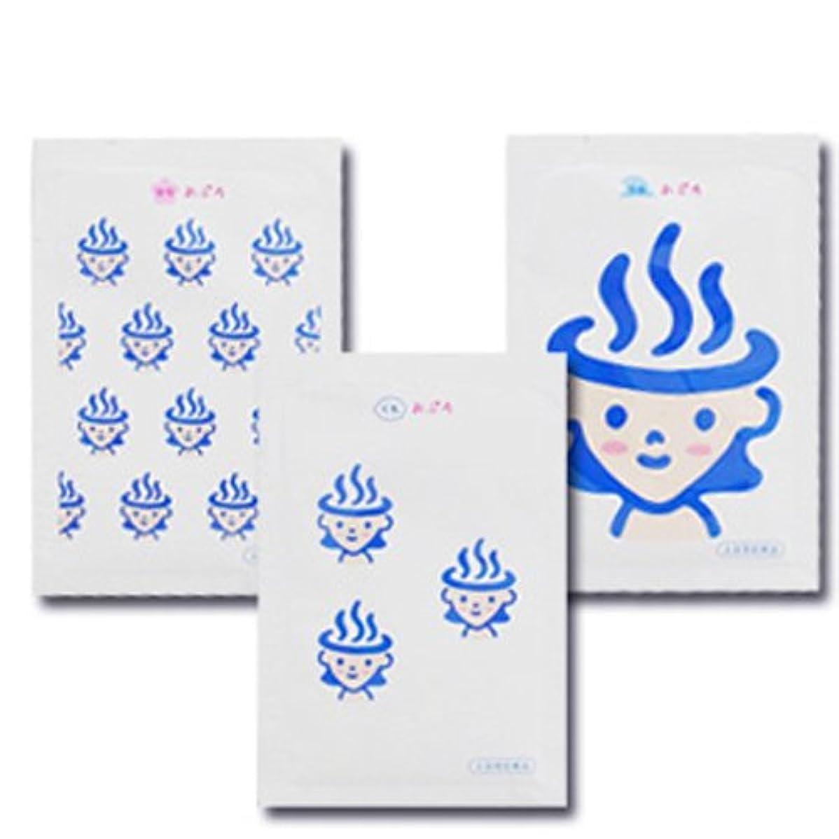 ヒープ安全な踏みつけお風呂サプリ おぷろ 3包入り(3種×1包)